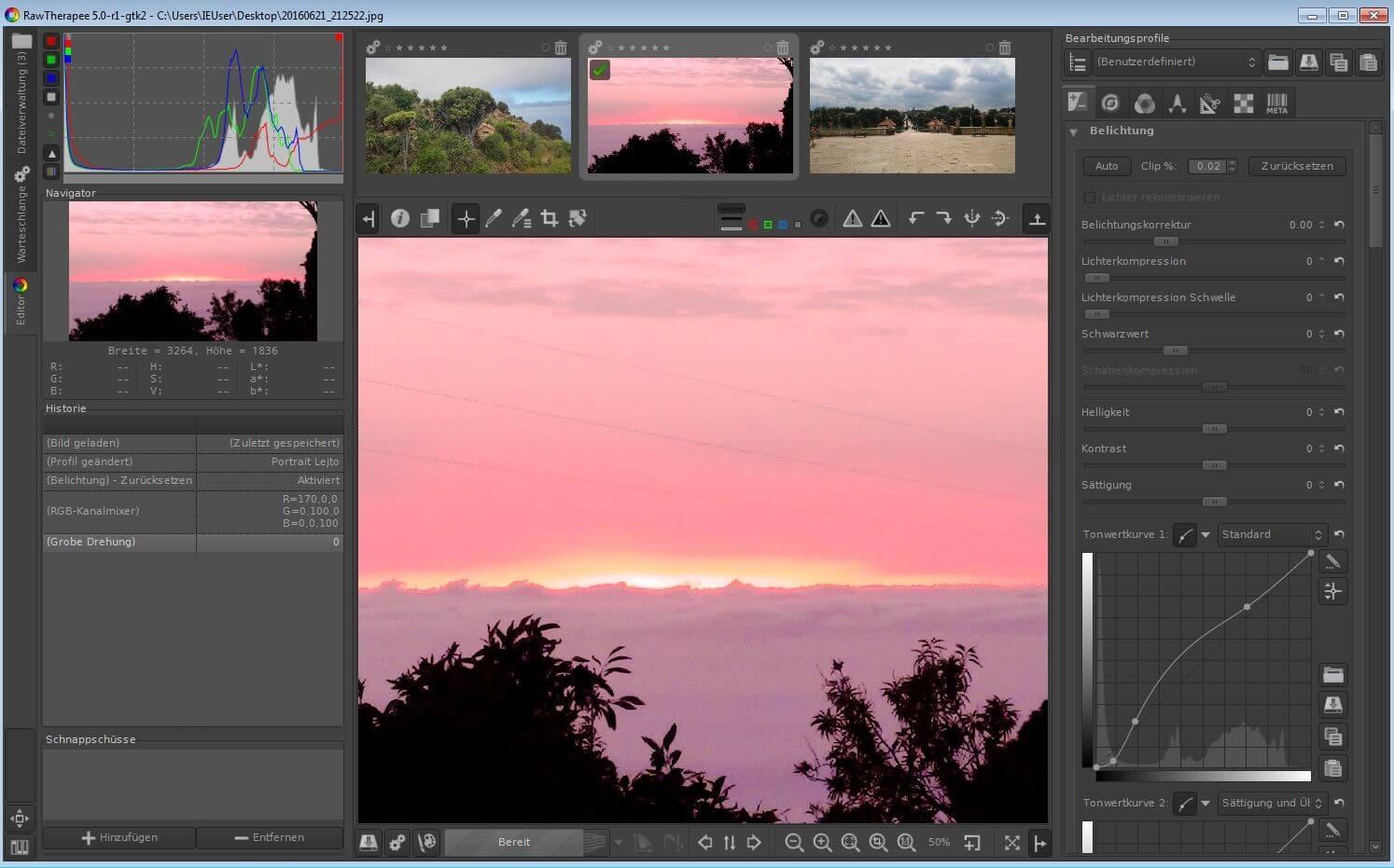 Bildbearbeitungsprogramme: Kostenlose Tools im Test - 1&1