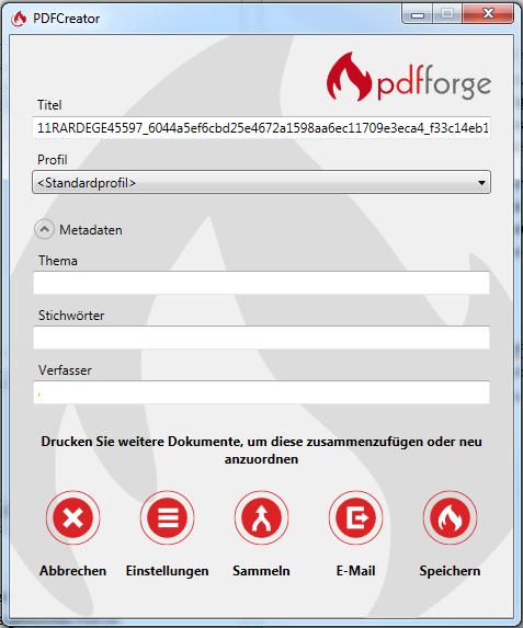 So wandeln Sie Dateien über Word in ein PDF um - 1&1