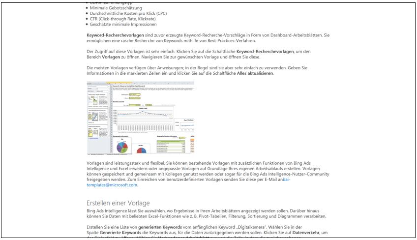 SEO-Add-ins für Excel – Daten einfach verknüpfen - 1&1