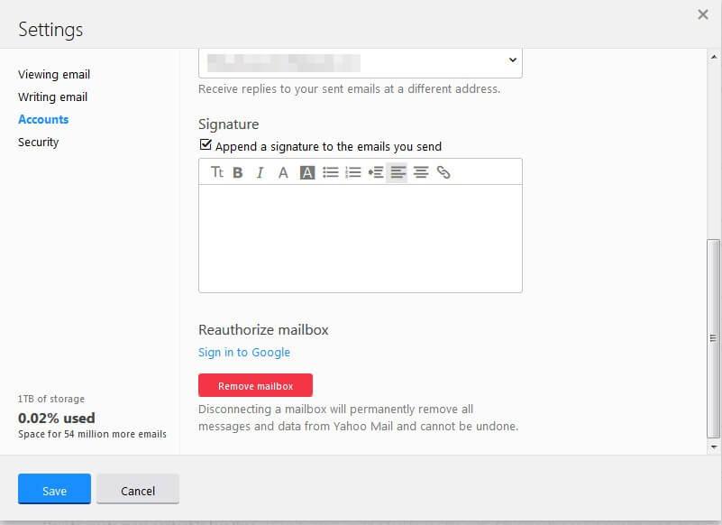 E-Mail-Signatur in Outlook, Gmail, GMX, Web.de & Yahoo erstellen - 1&1
