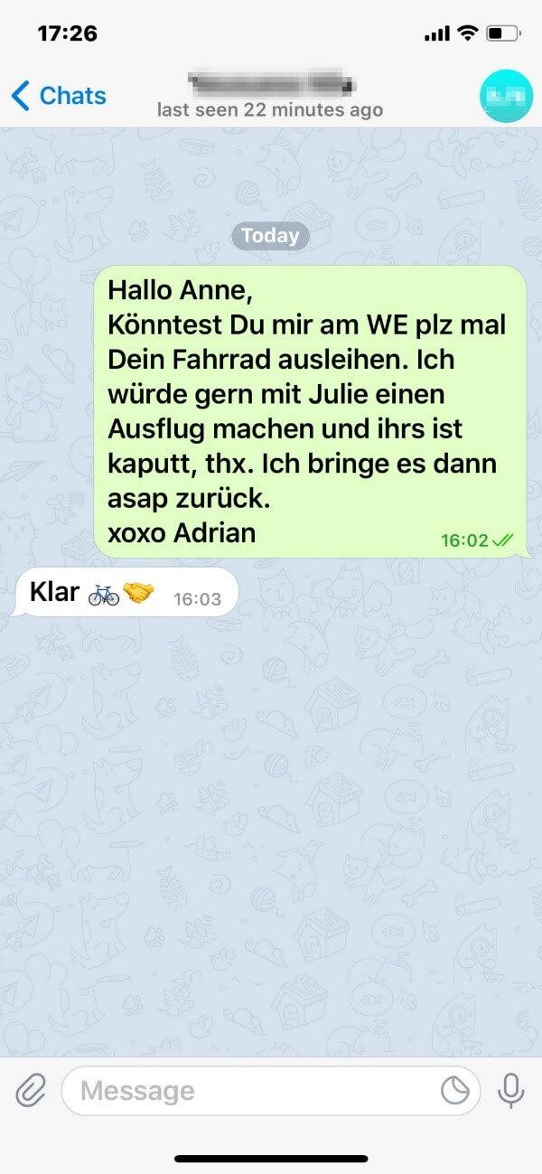 Abkürzungen Sms Whatsapp