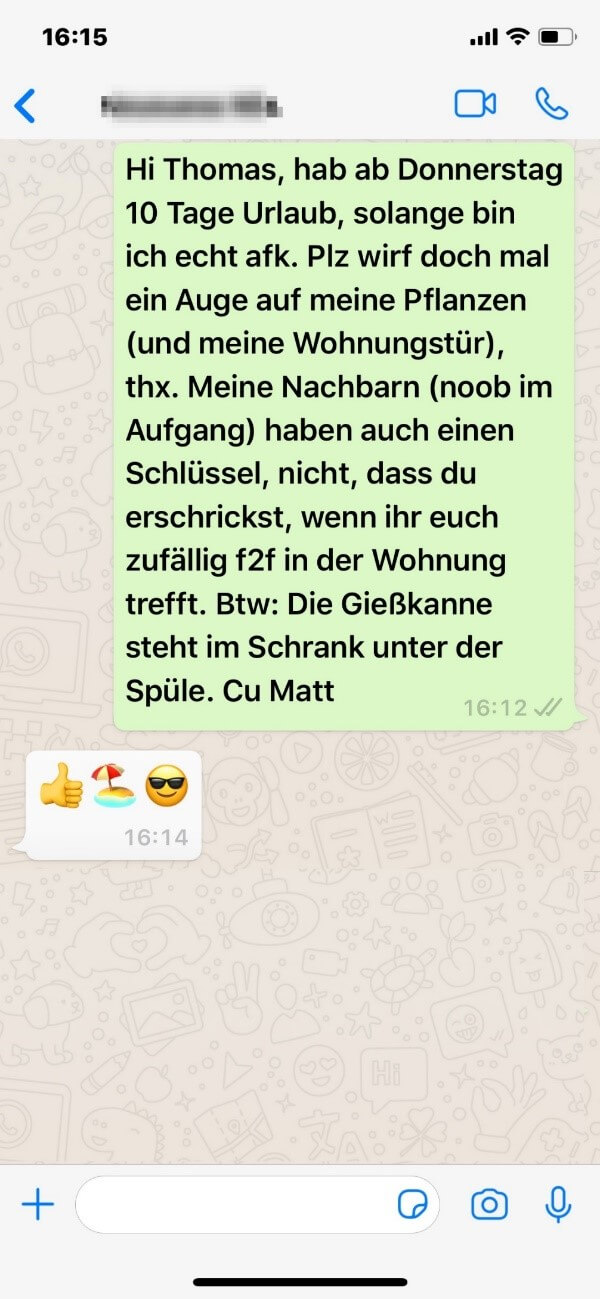 Abkürzungen Bei Whatsapp