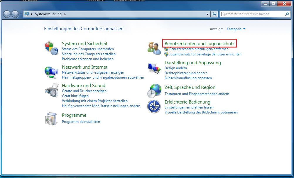 Windows 7 | Benutzernamen ändern in 5 einfachen Schritten