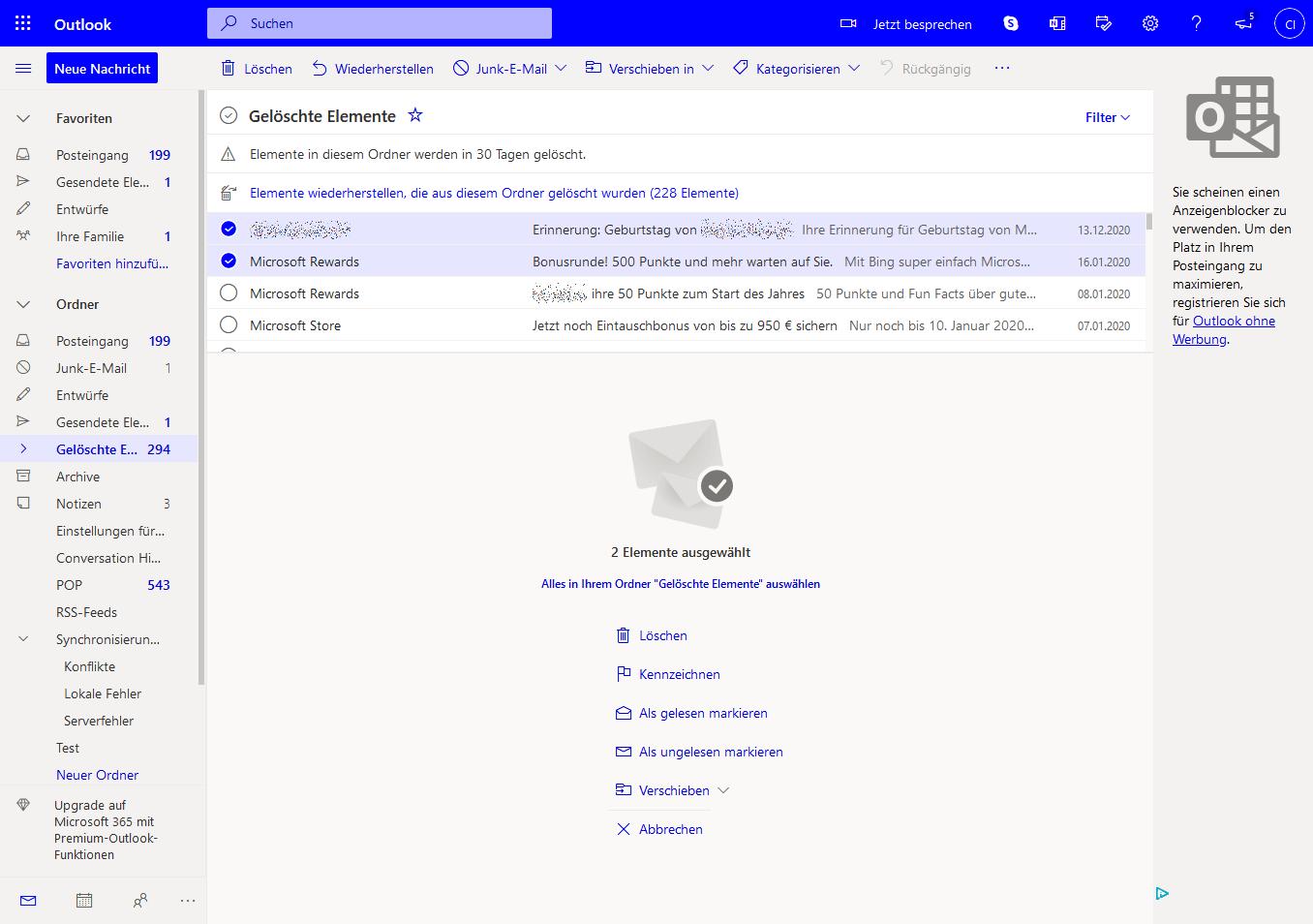 Gelöschte Mail Wiederherstellen Gmx