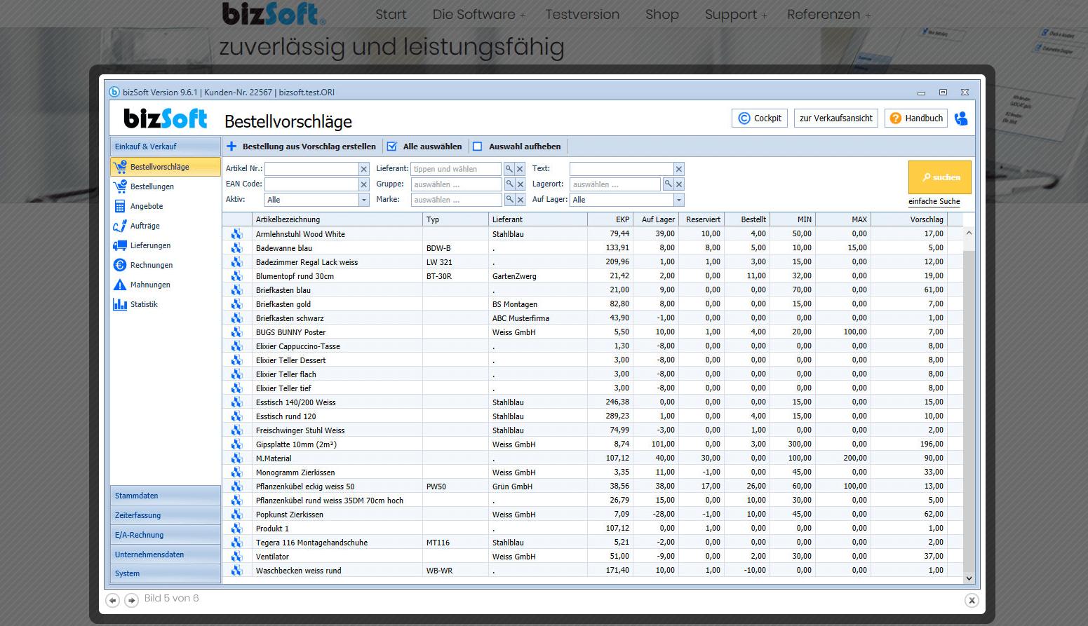 Lagerverwaltungssoftware Vergleich Von 11 Programmen Ionos